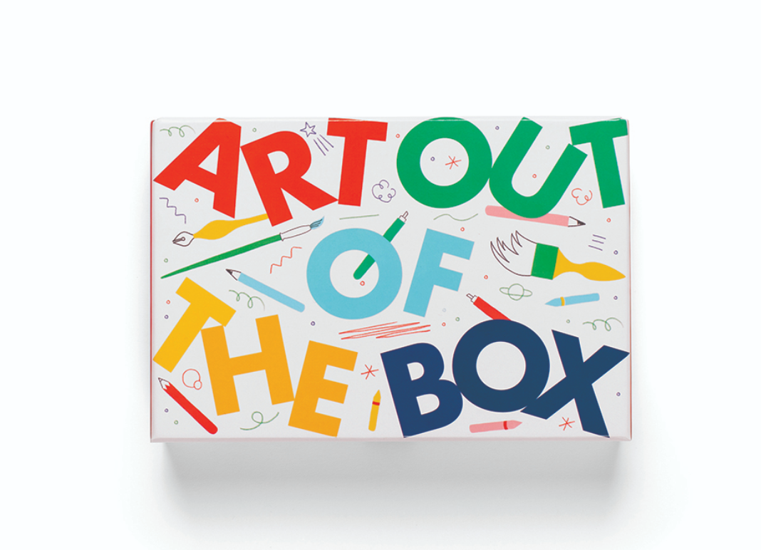 Art Out of the Box - The Brant Foundation Shop