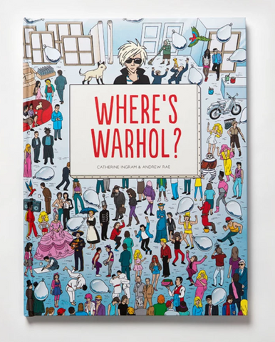 Where's Warhol? - The Brant Foundation Shop