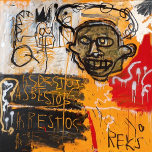 Basquiat - Pollo Frito: Street to Studio - The Brant Foundation Shop
