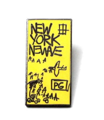 Jean-Michel Basquiat Pin - New York New Wave - The Brant Foundation Shop