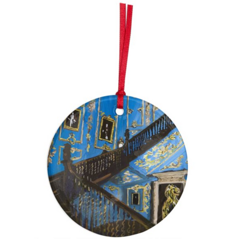 Karen Kilimnik Ceramic Ornament