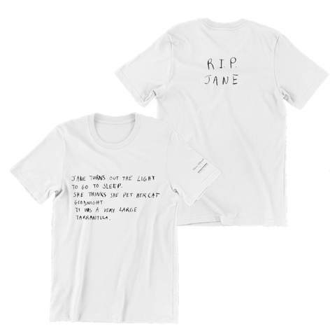 Karen Kilimnik 'Jane Creep (Large Tarrantula)' Women's T-Shirt - The Brant Foundation Shop