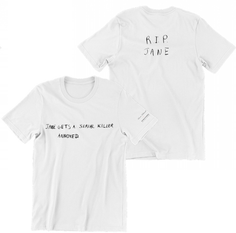 Karen Kilimnik 'Jane Creep (Serial Killer)' Women's T-Shirt - The Brant Foundation Shop