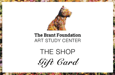 Gift Card - The Brant Foundation Shop