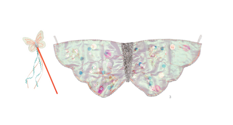 Sequin Butterfly Dress-up - The Brant Foundation Shop