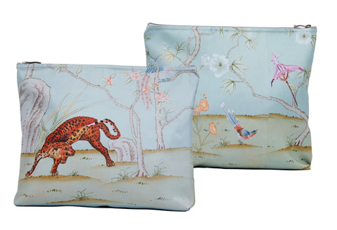 Karen Kilimnik Chinoiserie Pouch - The Brant Foundation Shop