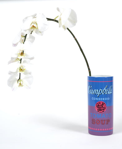 Brant Foundation Andy Warhol Campbell's Soup Can Vase