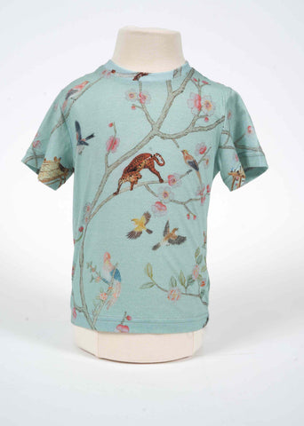 Karen Kilimnik Allover Chinoiserie T-Shirt (Kids)