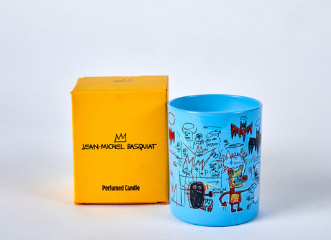Jean-Michel Basquiat Scented Candle - The Brant Foundation Shop