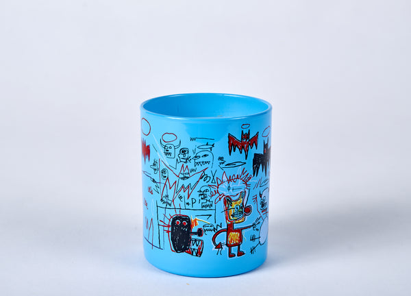 Jean-Michel Basquiat Scented Candle
