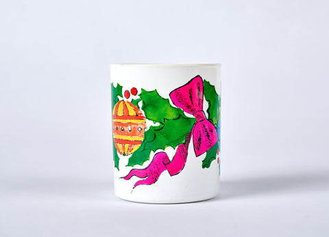 Andy Warhol Holiday Candle - The Brant Foundation Shop