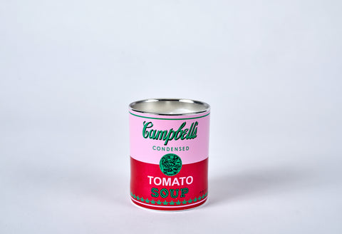Andy Warhol Campbell's Soup Candle - The Brant Foundation Shop
