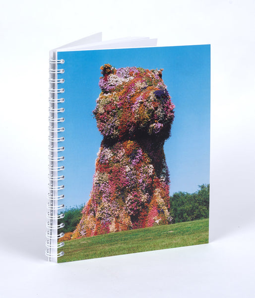 Jeff Koons Puppy Notebook - The Brant Foundation Shop