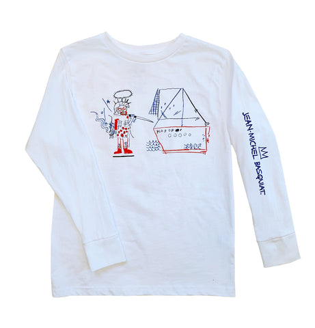 Basquiat Shirt Kids