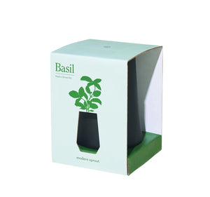 Tapered Tumbler Grow Kit - Basil - The Brant Foundation Shop