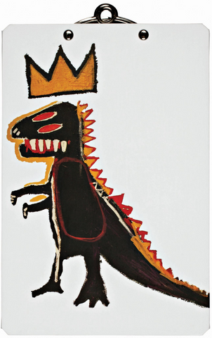 Jean-Michel Basquiat Mini Clipboard