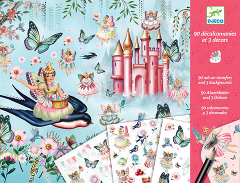 Fairyland Transfers - The Brant Foundation Shop