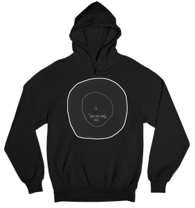 "Jean-Michel Basquiat ""Now's the Time"" Unisex Hoodie"