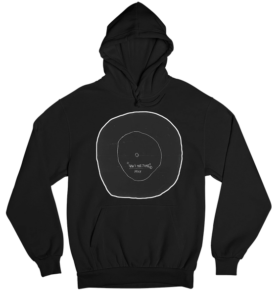 "Jean-Michel Basquiat ""Now's the Time"" Unisex Hoodie - The Brant Foundation Shop"