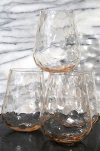 Simple Stemless Wine Glass in Good Witch - The Brant Foundation Shop
