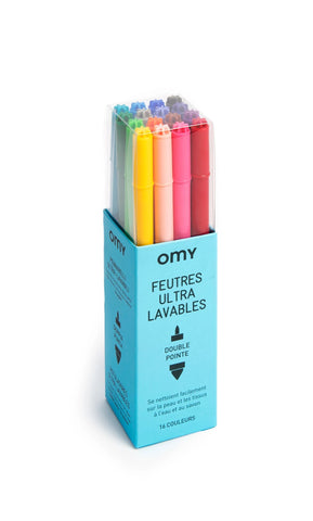 Ultrawashable Felt Pens - The Brant Foundation Shop