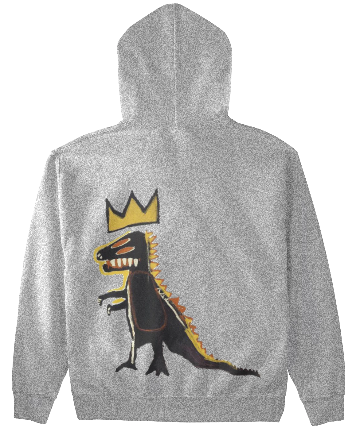 Jean-Michel Basquiat Dinosaur Hoodie (Kids) - The Brant Foundation Shop