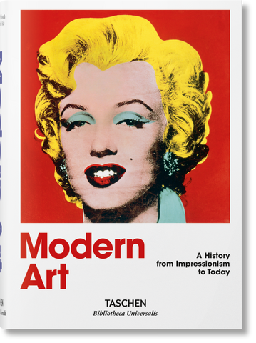 Modern Art - A History from Impressionism to Today - The Brant Foundation Shop