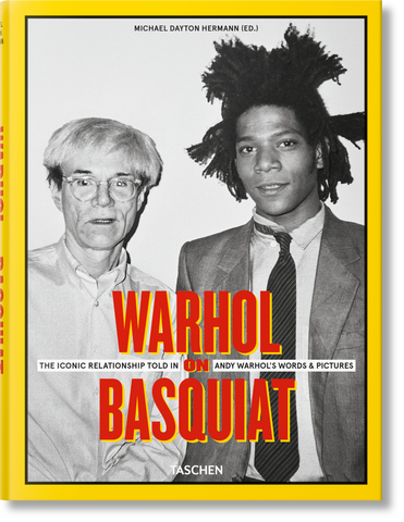 Warhol on Basquiat - The Iconic Relationship Told in Andy Warhol's Words and Pictures - The Brant Foundation Shop