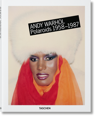 Andy Warhol Polaroids - The Brant Foundation Shop
