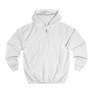 Open image in slideshow, Raven Collab Hoodie - White