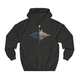 Open image in slideshow, Skyline Hoodie - Black