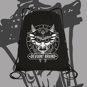 Demon Drawstring Bag!