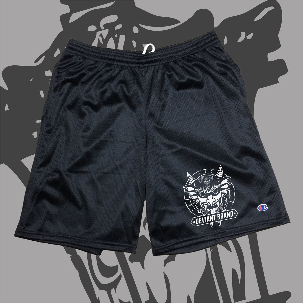 """Demon"" Basketball Shorts!"