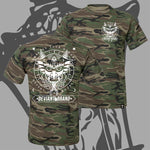 "**NEW** Camo ""Demon"" Tee!"