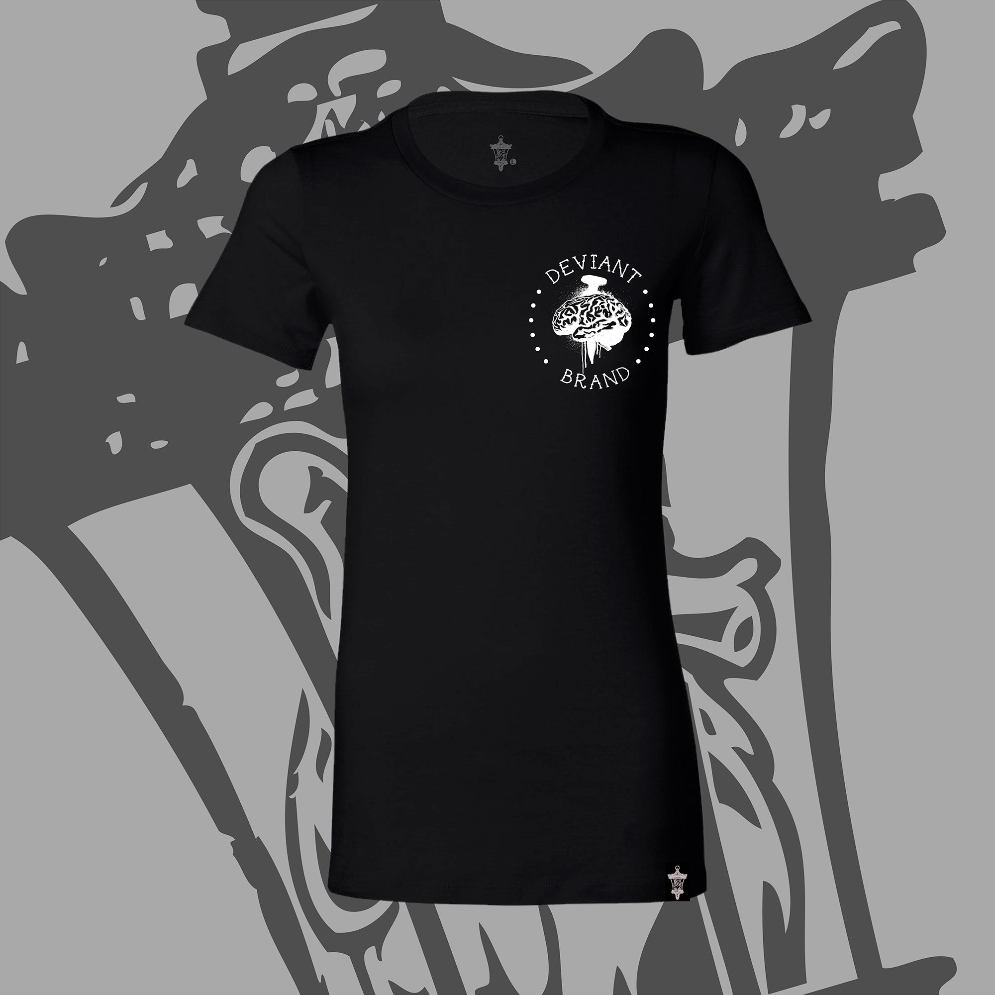 "**NEW** Women's ""Brain"" Tee!"