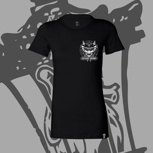 "**NEW** Women's ""Demon"" Tee!"