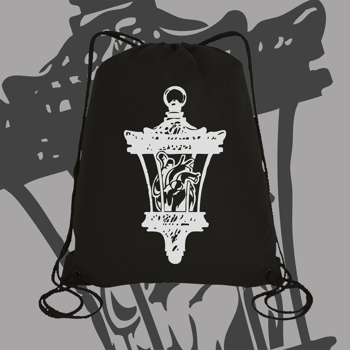 Deviant Clothing Drawstring Bag!