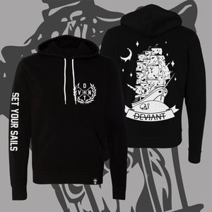 """Flagship"" Pullover Hoodie!"