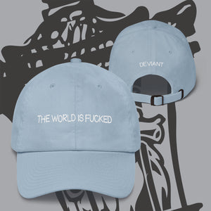 """The World"" Dad Hat!"