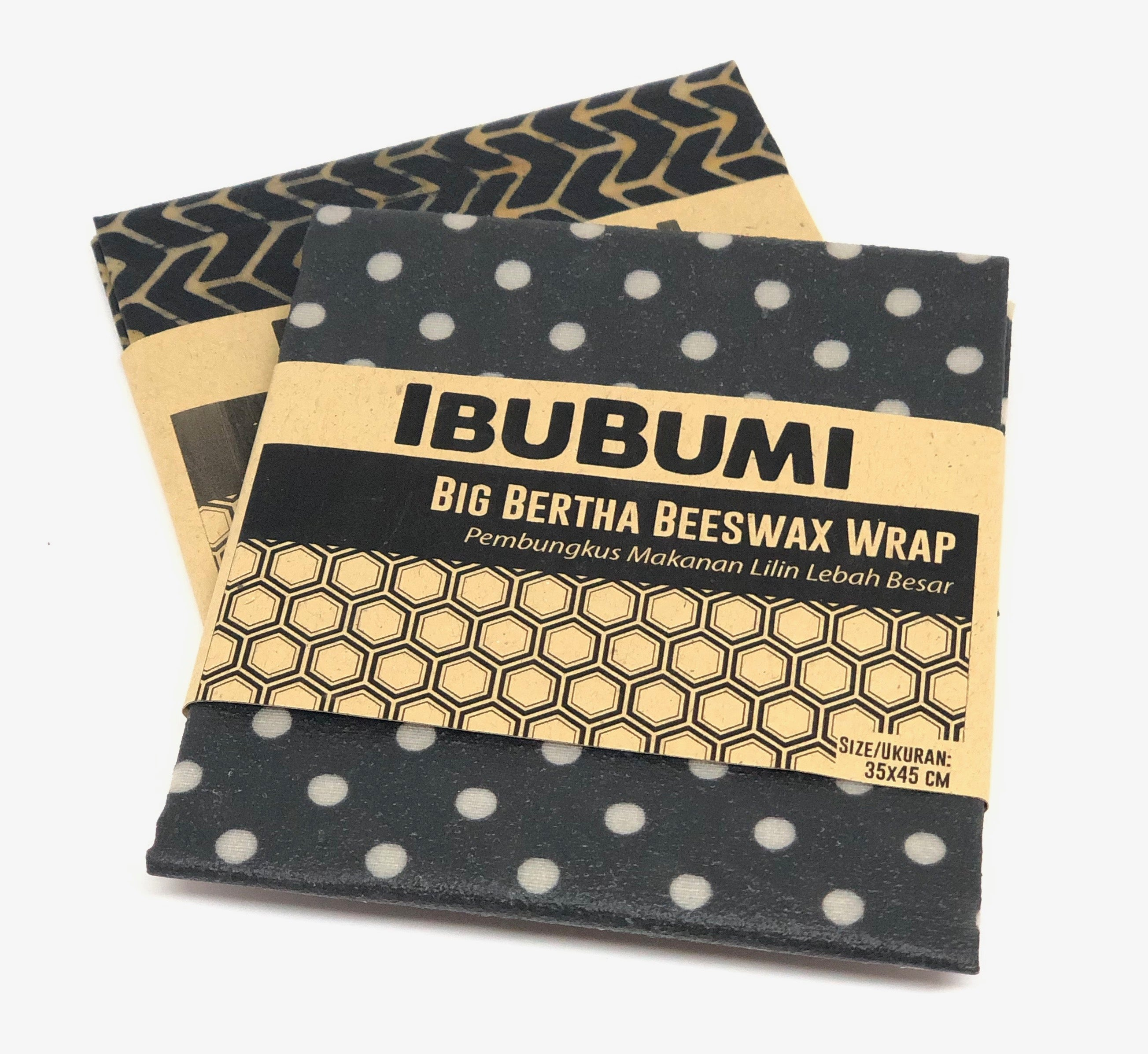 Big Bertha Beeswax Wrap