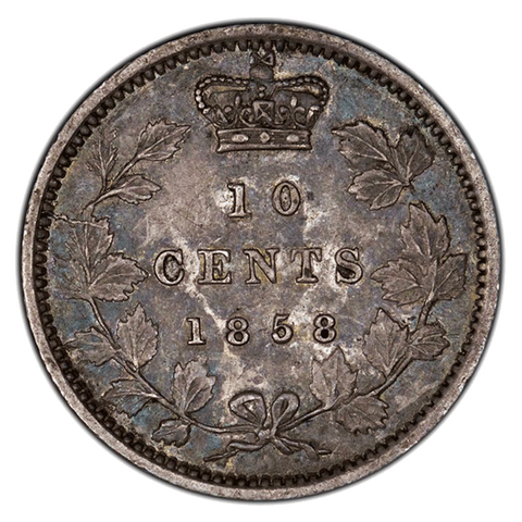 Canadian Ten Cent One-Offs