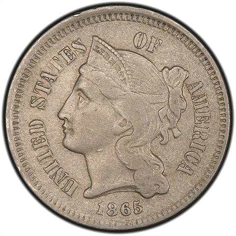 Three Cent Nickel One-Off List