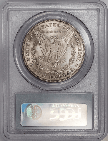1878-CC Morgan Dollar - PCGS MS 64 - Near Gem