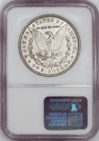 1879-O/O Morgan Dollar Top-100 VAM-4 - NGC XF 45 - Binion Collection