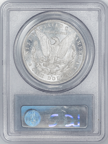 1879-S Morgan Dollar - PCGS MS 65