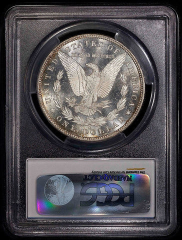 1880-S Morgan Dollar - PCGS MS 60 PL