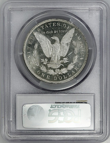 1883-O Morgan Dollar - PCGS MS 62 PL