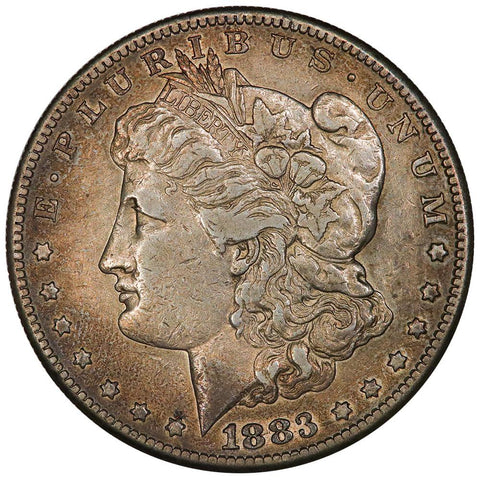1883-S Morgan Dollar - Meaty Very Fine