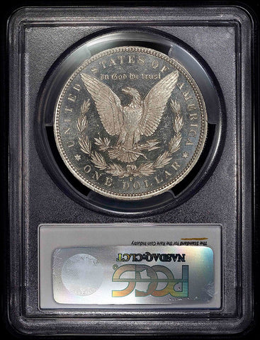 1884-O Morgan Dollar - PCGS MS 61 DMPL