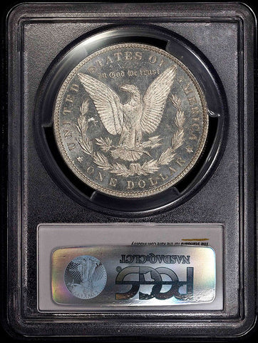 1887 Morgan Dollar - PCGS MS 61 DMPL
